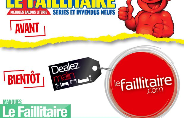 Le Faillitaire abandonne son diable !