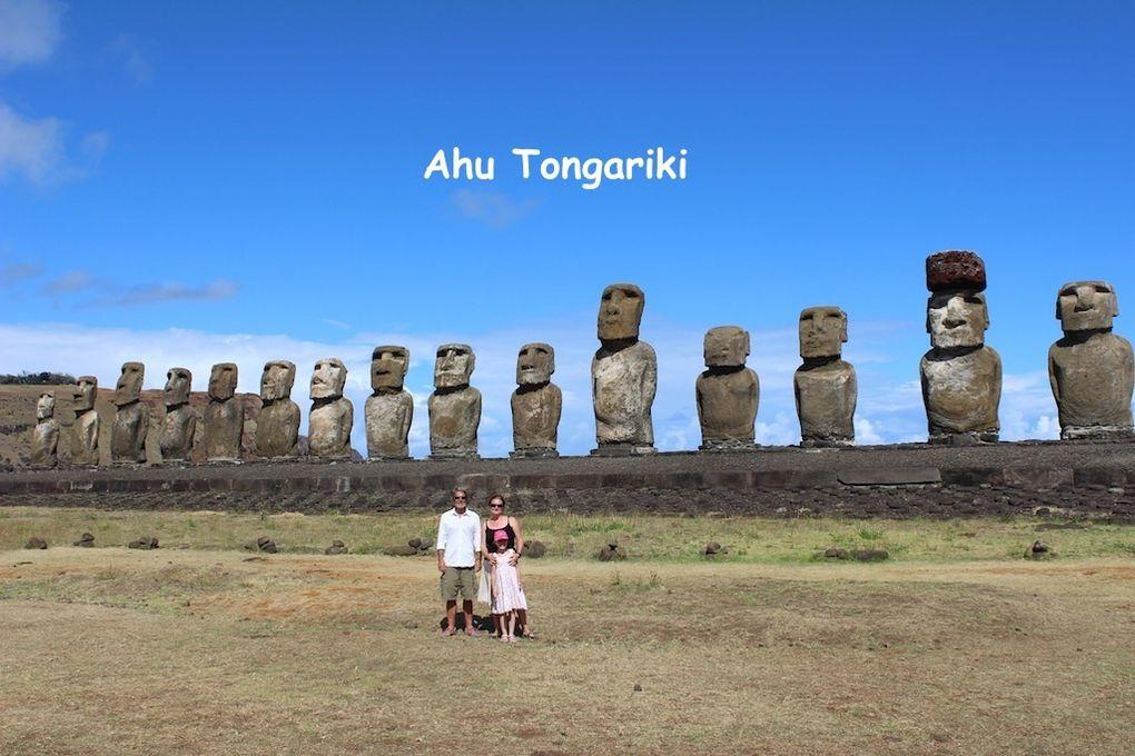 6 Ahu Tongariki