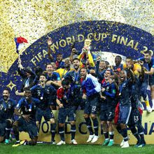 ACTUALITÉ: Bravo et merci les Bleus