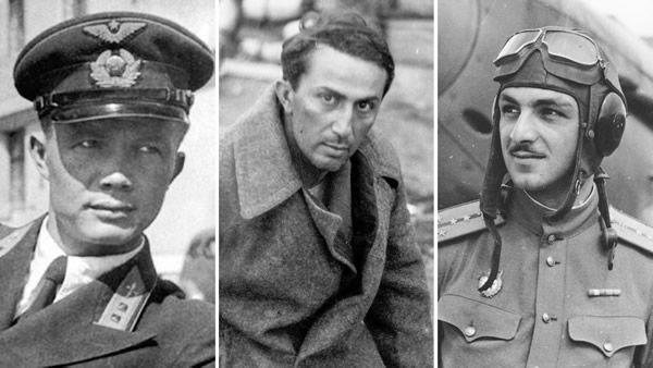 Ces enfants de dirigeants soviétiques qui ont participé à la Seconde Guerre mondiale