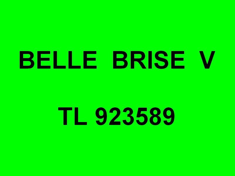 BELLE  BRISE  V       , TL923589 , dans le golfe de Saint Tropez le 21 septembre 2015