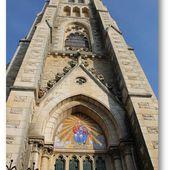 3-D Eglise Saint Etienne du Port - Niort-voirsavilleautrement- Photos Albums de Chris