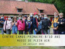 Centre Camus Primaire 8/10 ans. Musée de plein air