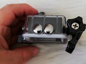 Caméras d'action étanches et son Kit d'accessoires