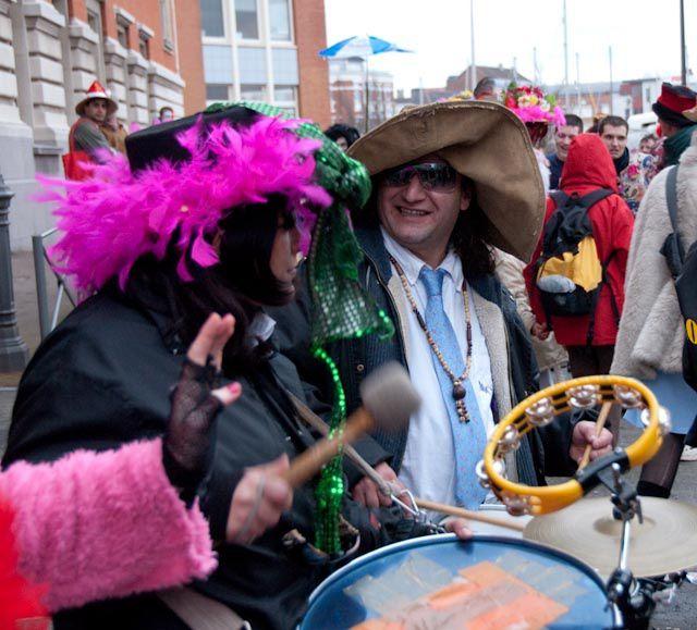La bande de Dunkerque  22 février 2009