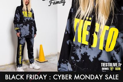 News Shop: Tiësto hoodie and sweatpants by electric Family ! limited edition | Black Friday /  Cyber Monday