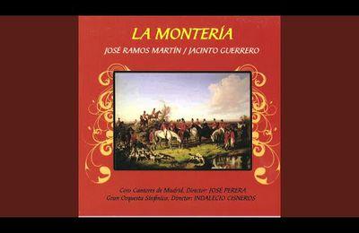"""La Montería: """"Si Loco de Pasión... """" · Gran Orquesta Sinfónica · José Ramos Martín · Jacinto Guerrero"""
