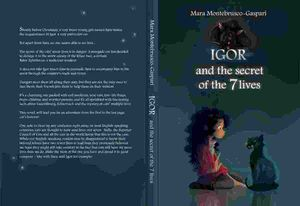 Igor and the secret of the 7 lives - Ebook for cat lovers !