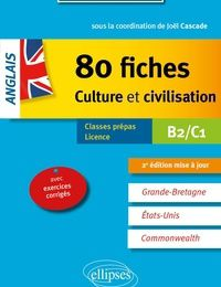 Text to ebook download Anglais  - 80 fiches de