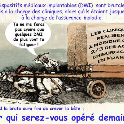 Dispositifs medicaux implantables