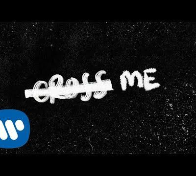 Ed Sheeran - Cross Me (feat. Chance The Rapper & PnB Rock) [Official Video]
