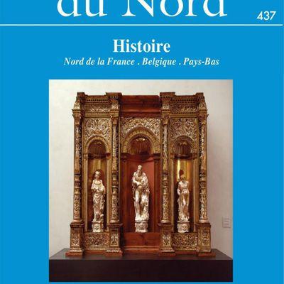 A la une de La Revue du Nord n°437