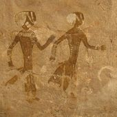 Peintures rupestres du tassili n'Ajjer - Le blog de Thierry Rando