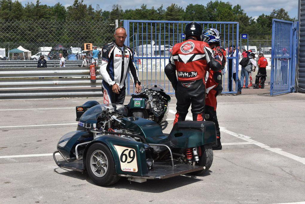 Séries K - L (pas de photos des séries M - N - O - P l'accès au circuit Karting étant réservé au seul studio Warmup)