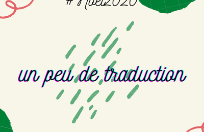 de la traduction #NOEL2020