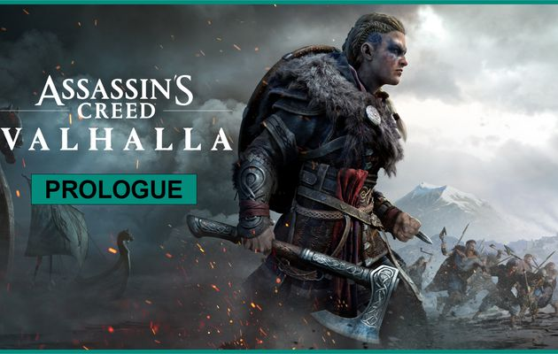 Assassin's Creed Valhalla : le prologue du jeu !