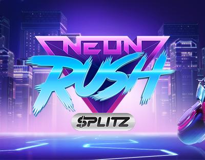 Le jeu de casino gratuit du mois d'octobre 2020 : Neon Rush Splitz de Yggadrasil