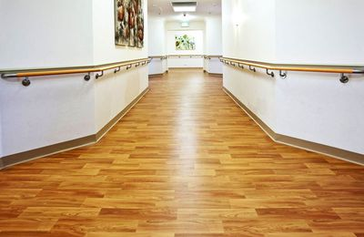 Frequently used types of commercial flooring