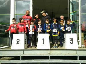 BIKE AND RUN DE FONTENAY LE COMTE : 4 CHAMPIONS REGIONAUX ET 5 PODIUMS !