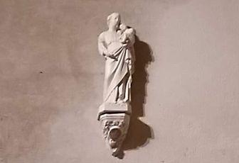 BÉNÉDICTION DE LA STATUE DE SAINT JOSEPH