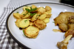 Pommes de terre sarlardaises