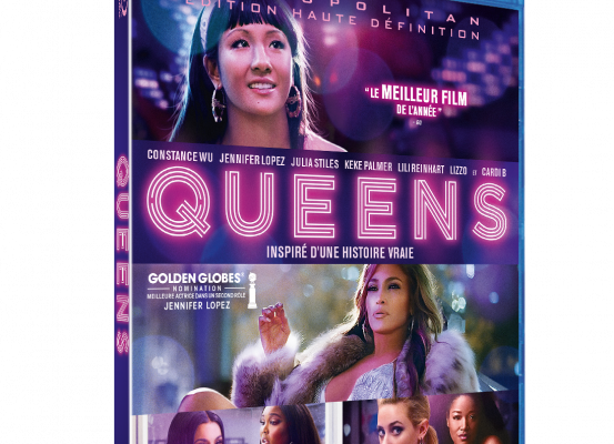 [REVUE CINEMA BLU-RAY] QUEENS