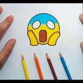 Como dibujar un Emoji paso a paso 6 | How to draw an Emoji 6