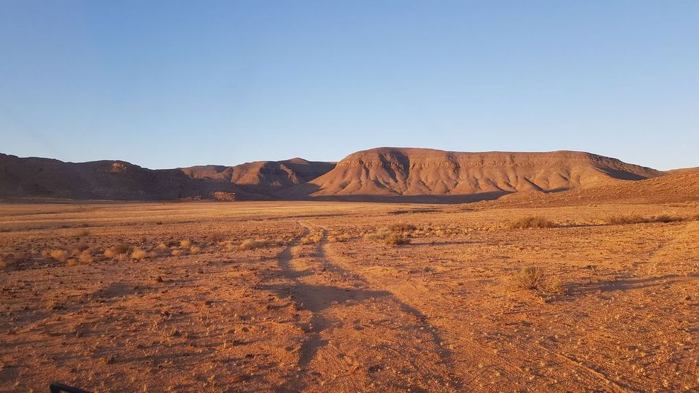 Un Grand Canyon en Namibie !