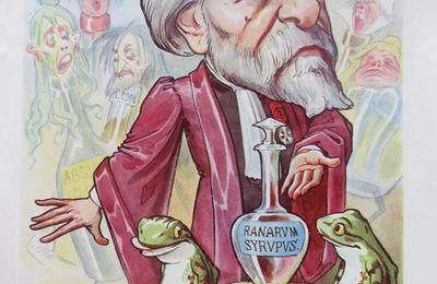 Le sirop de grenouilles du professeur Lancereaux