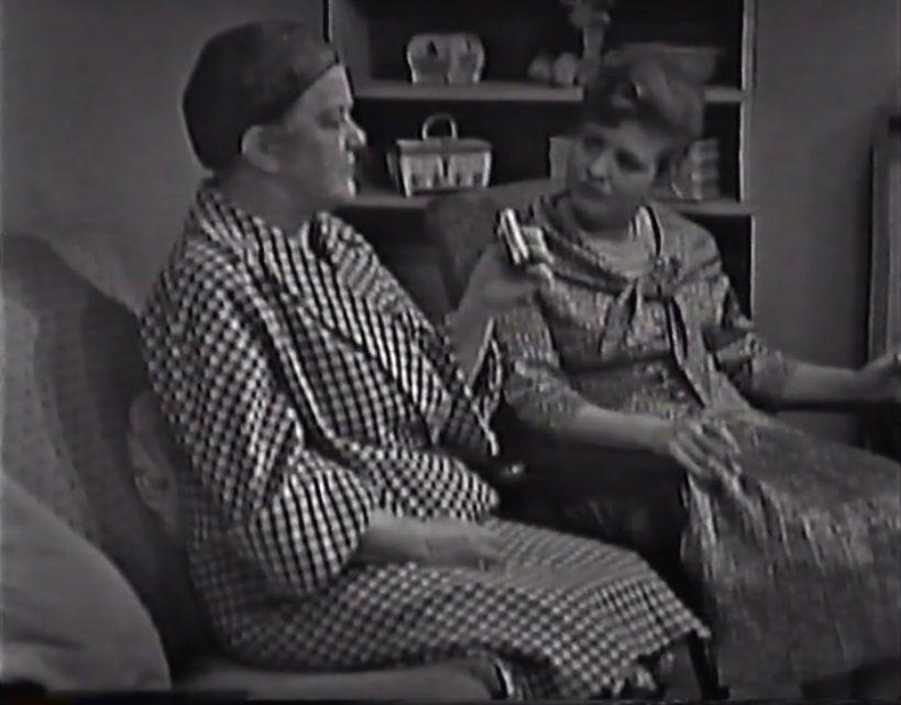 Mercredi 30 août 1961 - 68ème épisode de la saison 2