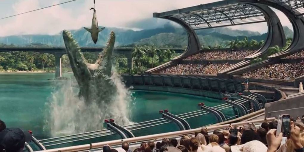 [Critique] 20 raisons de voir Jurassic World