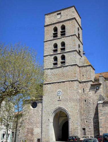 Le village de Montolieu