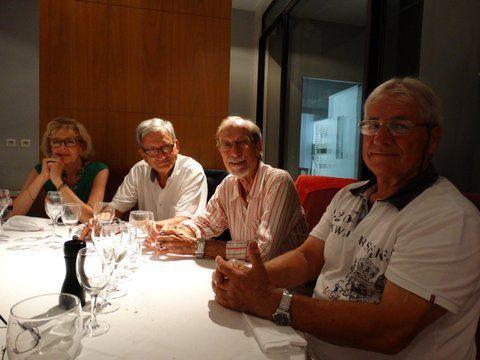 Le Repas des 50 ans du Club de la Mer de Villefranche