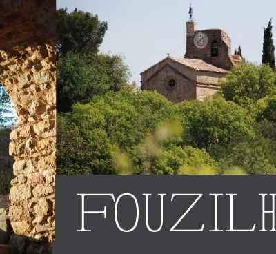 Fouzilhon, village Languedocien : avant, désormais...