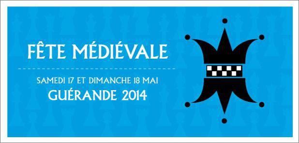 Guerande et ca fête médievale 2014