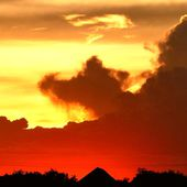 La couleur du ciel (20-13) - à Nakhon Nayok - Noy et Gilbert en Thaïlande