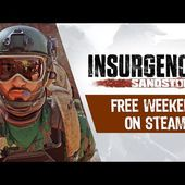 Insurgency: Sandstorm - Free Weekend On Steam