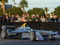 Renault Formula E in Las Vegas Nevada USA