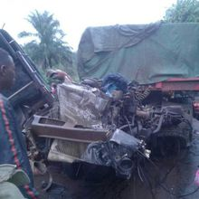 Mbanza-Ngungu : 30 morts dans un accident de circulation (Kongo-central)