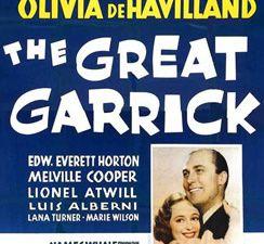 Le Grand Garrick de James Whale