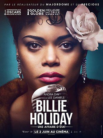 Billie Holiday, une Affaire d'État affiche film