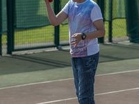 Stage tennis (24/07/2014)