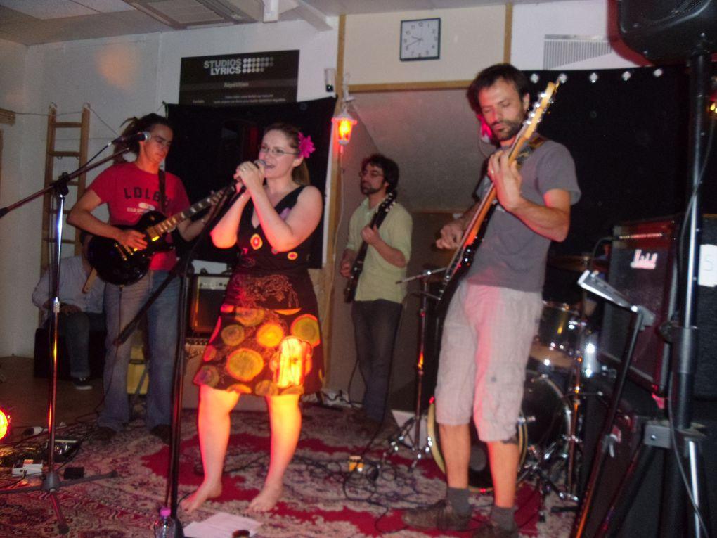Jam-session avec Concert-de-JAAMN du 4 juin 2011