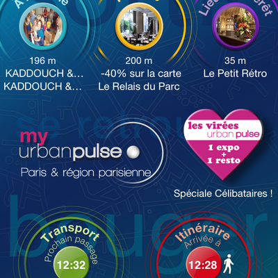 L'application qu'il faut absolument télécharger ! Urban Pulse