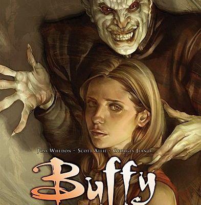 Buffy, saison 8 tome 8 : La dernière flamme