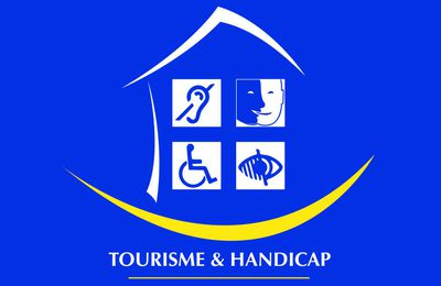 "Carte de France interactive ""Tourisme & Handicap"""