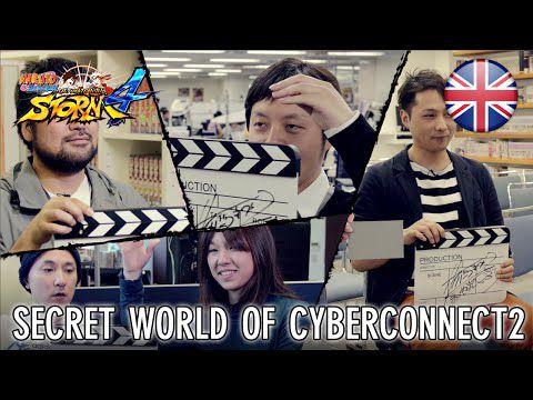 ACTUALITE : Découvrez en vidéo le monde secret de #Cyberconnect2 ! !