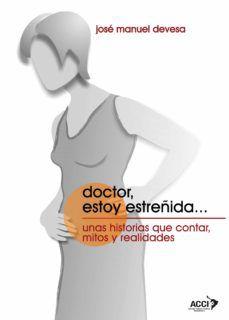Ebooks para descargar pdf gratis DOCTOR, ESTOY