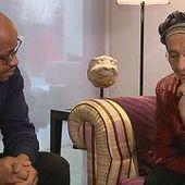 Emma Bonino ontmoet na 20 jaar geredde Rwandese vluchteling