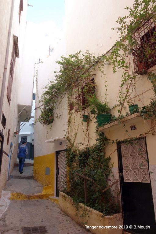 Ruelles de la Médina de Tanger (Diaporama de 8 photos)